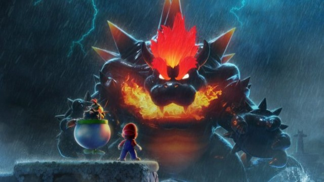 Super Mario 3D World + Bowser's Fury é lançado no Switch
